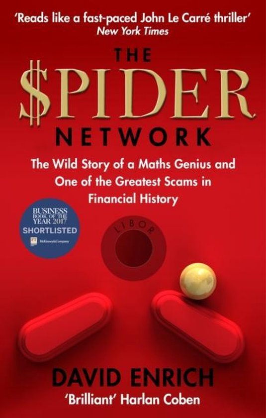 Afbeelding van The Spider Network