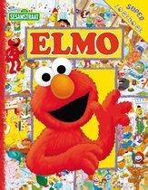 Sesamstraat  -   Elmo's Super Zoekboek