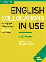 English Collocations in Use Adv Book with Answers