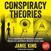 Boek cover Conspiracy Theories van Jamie King