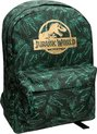 Jurassic World Rugzak Logo - 40 x 30 x 20 cm - Groen