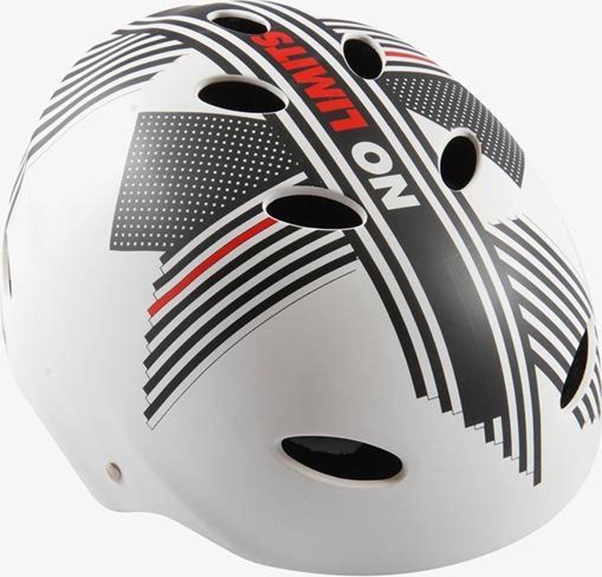 Volare No Limits skate helm JR - Zwart - Maat ONE SIZE
