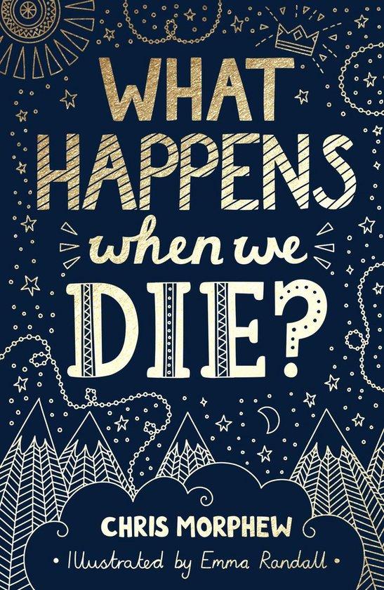 Omslag van What Happens When We Die?