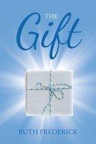 Boek cover The Gift van Ruth Frederick