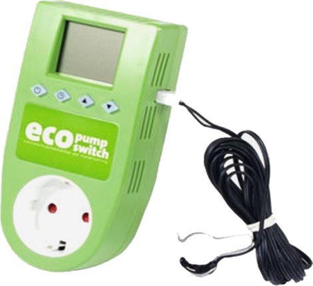 ECO Pump Switch HY-02 Vloerverwarming Pompschakelaar