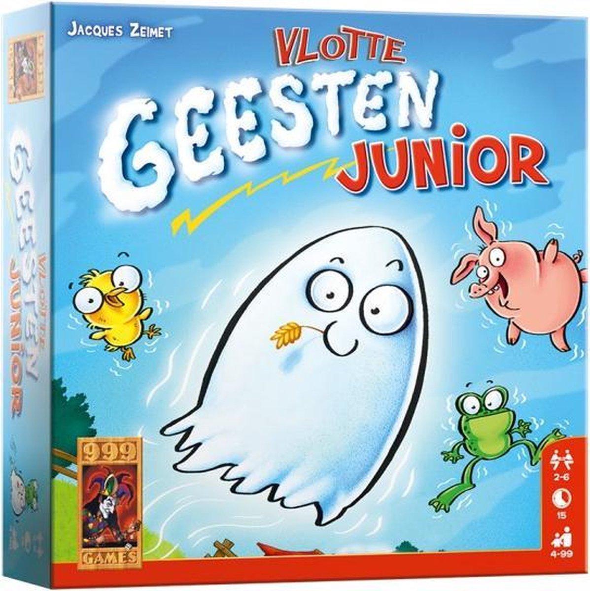 999 Games Kaartspel Vlotte Geesten Junior