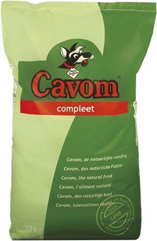 Cavom Compleet - Rund/schaap
