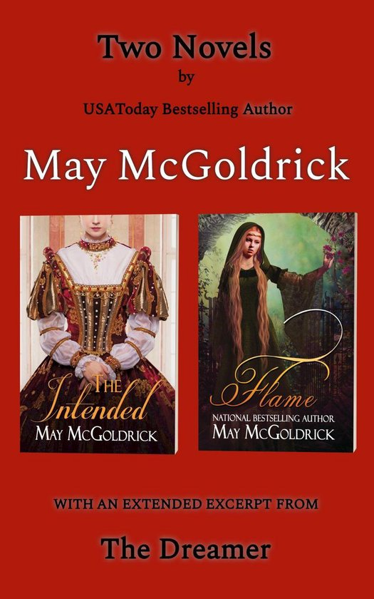 Two Novels: The Intended & Flame