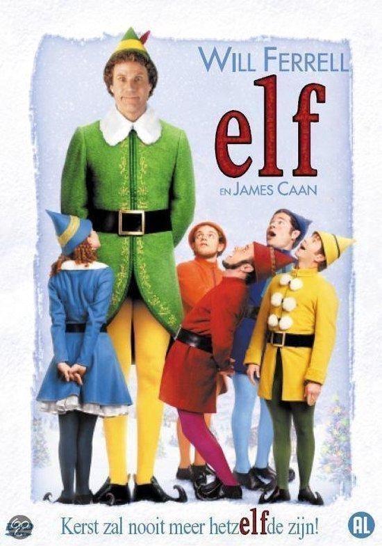 Cover van de film 'Elf'