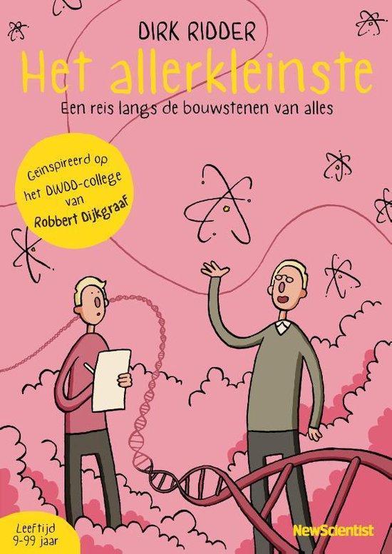 Boek cover Het allerkleinste van Dirk Ridder (Paperback)