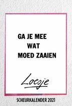 Scheurkalender - 2021 - Loesje
