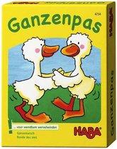 Haba Kaartspel Spelletjes vanaf 3 jaar Ganzenpas
