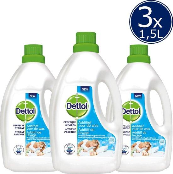 Dettol Laundry Sanitiser Voordeelverpakking