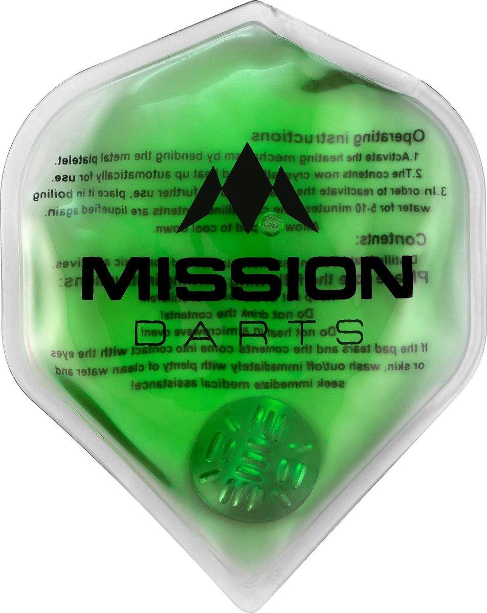 Mission Flux Luxury Hand Warmer - Herbruikbaar - Groen
