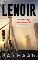 Boek cover Lenoir van Bas Haan (Onbekend)