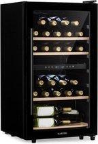 Klarstein Barossa 34 Duo - Wijnkoelkast - 34 flessen
