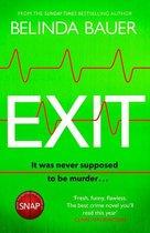 Boek cover Exit van Belinda Bauer (Onbekend)