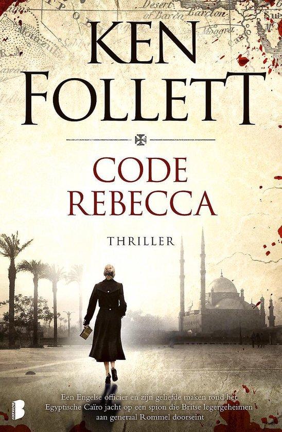 Boek cover Code Rebecca van Ken Follett (Paperback)