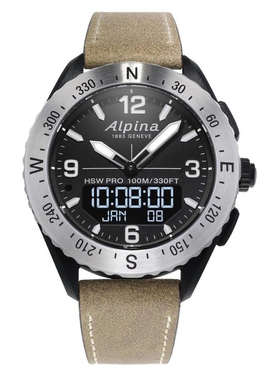 Alpina AlpinerX Smartwatch