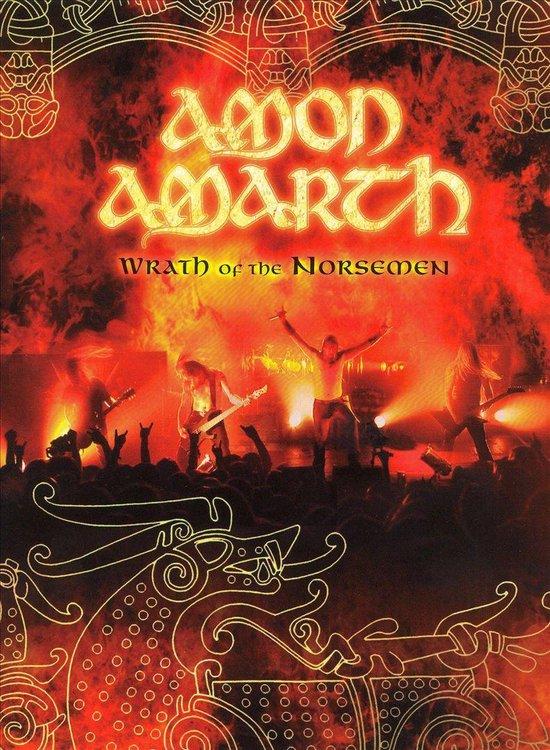 Cover van de film 'Amon Amarth - Wrath Of The Norsemen'