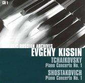 Tchaikovsky: Piano Concerto No. 1; Shostakovich: Piano Concerto No. 1