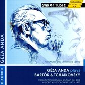 Stuttgart Radio Symphony Orchestra - Ge?za Anda Plays Barto?k And Tchaik