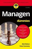 Voor Dummies  -   Managen voor Dummies