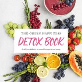 Boek cover The green happiness detox book van Tessa Moorman (Paperback)