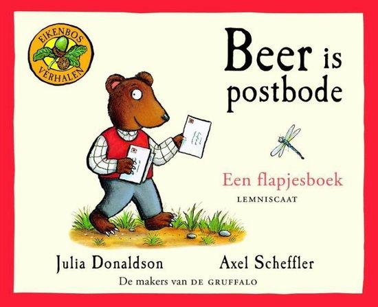 bol.com | Beer is postbode, Julia Donaldson | 9789047707110 | Boeken