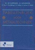 Tabellenboek voor metaaltechniek