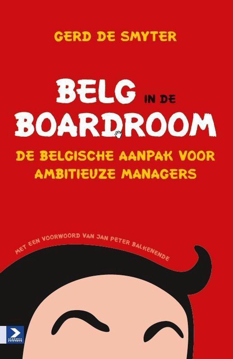 Belg in de boardroom