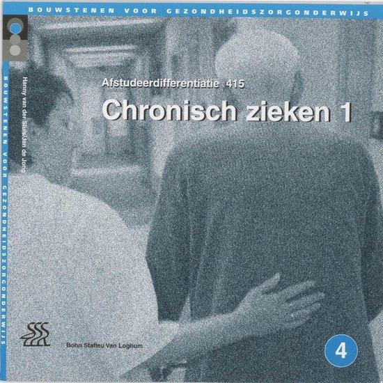 Cover van het boek 'Chronisch zieken / I / druk 1'