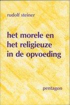 Omslag Het morele en het religieuze in de opvoeding