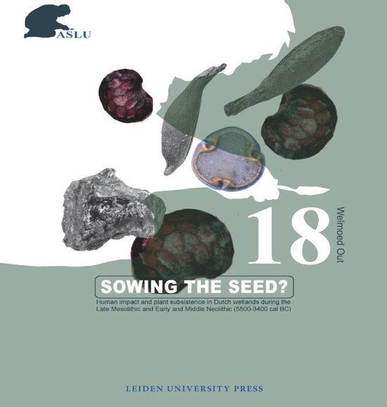 Boek cover Sowing the seed? van Welmoed Out
