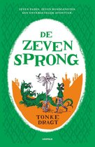 Boek cover De Zevensprong van Tonke Dragt (Paperback)
