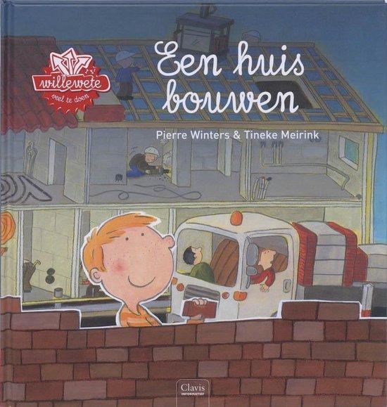 Boek cover Willewete  -   Een huis bouwen van Pierre Winters (Hardcover)