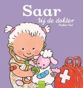Prentenboek Saar bij de dokter