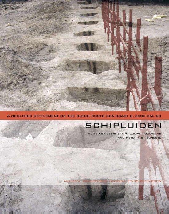 Boek cover Schipluiden van L P Louwe Kooijmans & Peter F B  (Paperback)