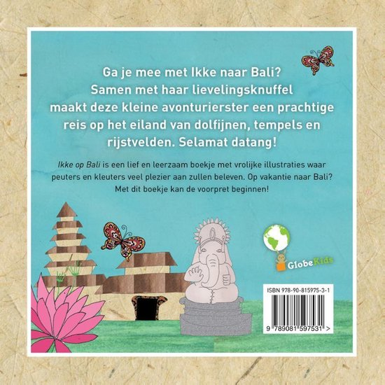 Ikke op reis  -   Ikke op Bali