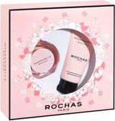 Sachajuan Rochas Mademoiselle Eau De Perfume Spray 30ml + Body Lotion 50ml