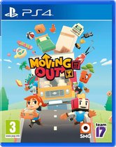 Sony Moving Out (PS4) Basis Nederlands, Engels PlayStation 4