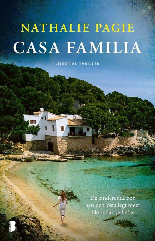 Boek cover Casa Familia van Nathalie Pagie (Onbekend)