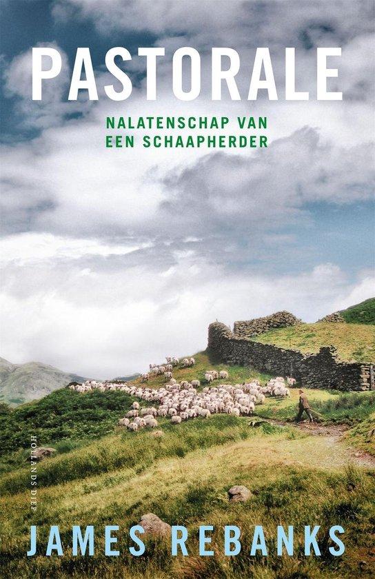 Boek cover Pastorale van James Rebanks (Onbekend)