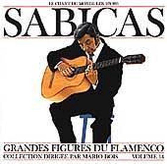 Grandes Figures Du Flamenco Vol. 14 - Sabicas