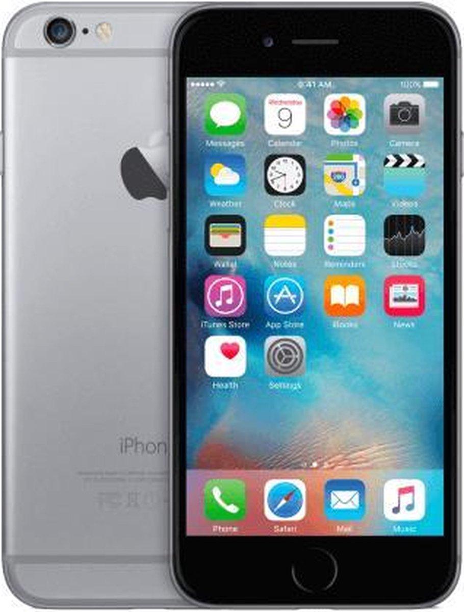Apple iPhone 6S Refurbished door Remarketed - Grade B (Lichte gebruikssporen) 64GB Spacegrijs