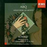 Schubert: String Quartets nos 12 & 15 / Alban Berg Quartett