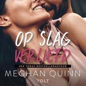 Boek cover Op slag verliefd van Meghan Quinn (Onbekend)