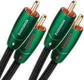 AudioQuest Evergreen 2x RCA - 2xRCA kabel 0,6m