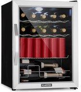 Beersafe XL Mix It Edition koelkast  led 4 metalen roosters glazen deur
