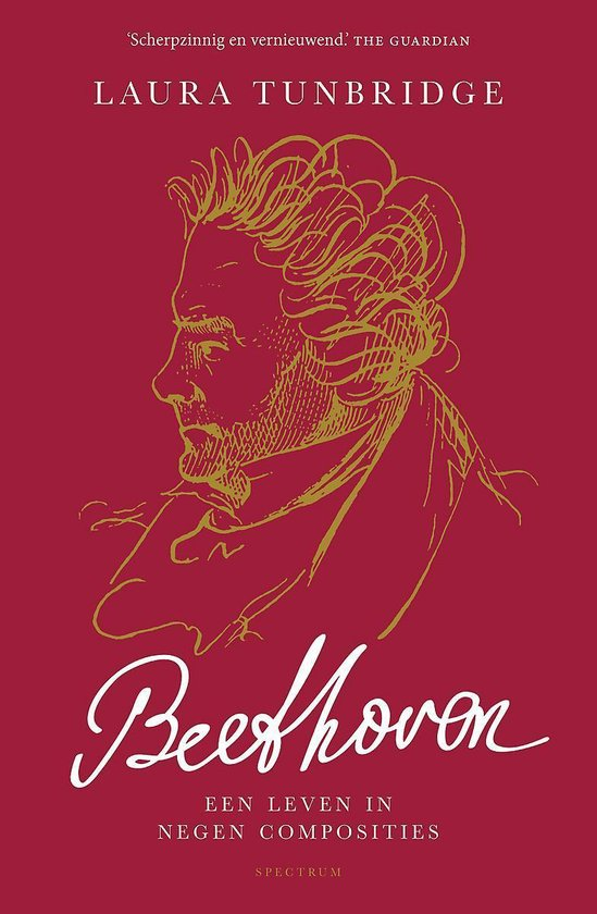Boek cover Beethoven van Laura Tunbridge (Hardcover)